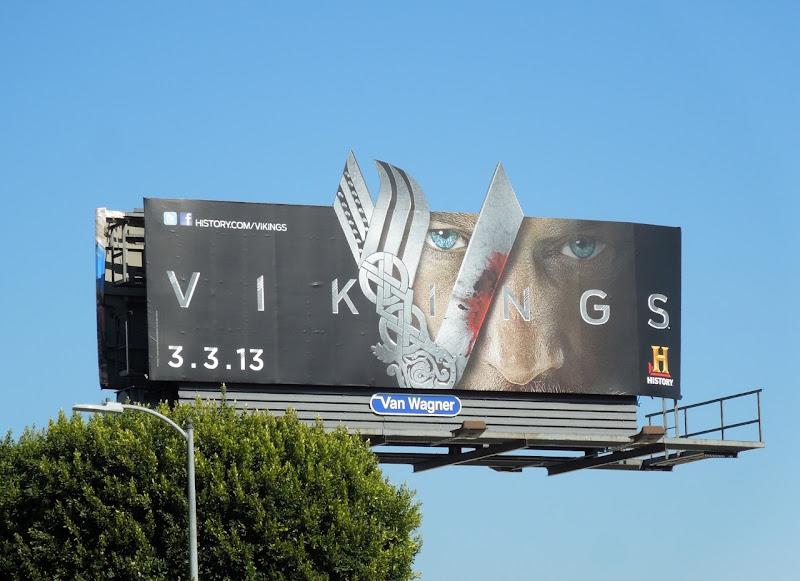 Vikings special extension billboard