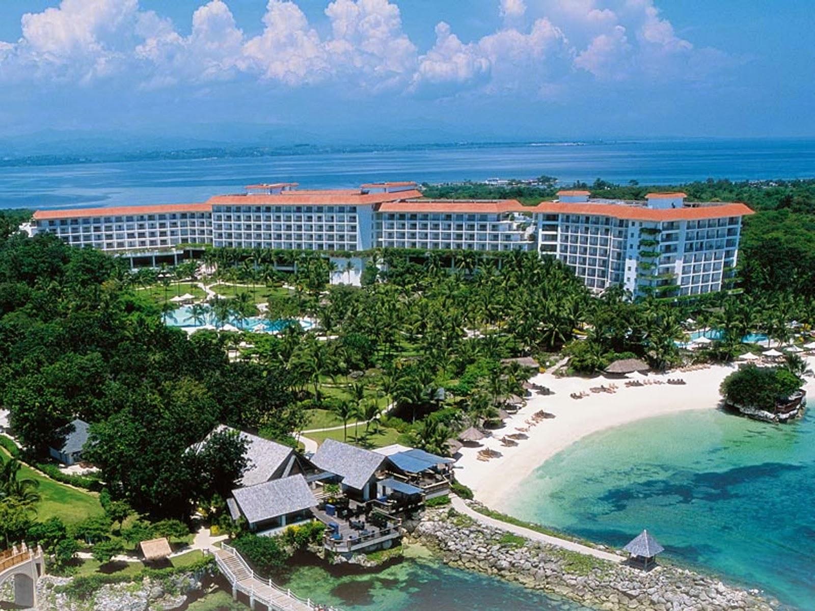 Shangrila Hotel Cebu Cebu Luxury Hotels 5 Star Hotels Cebu