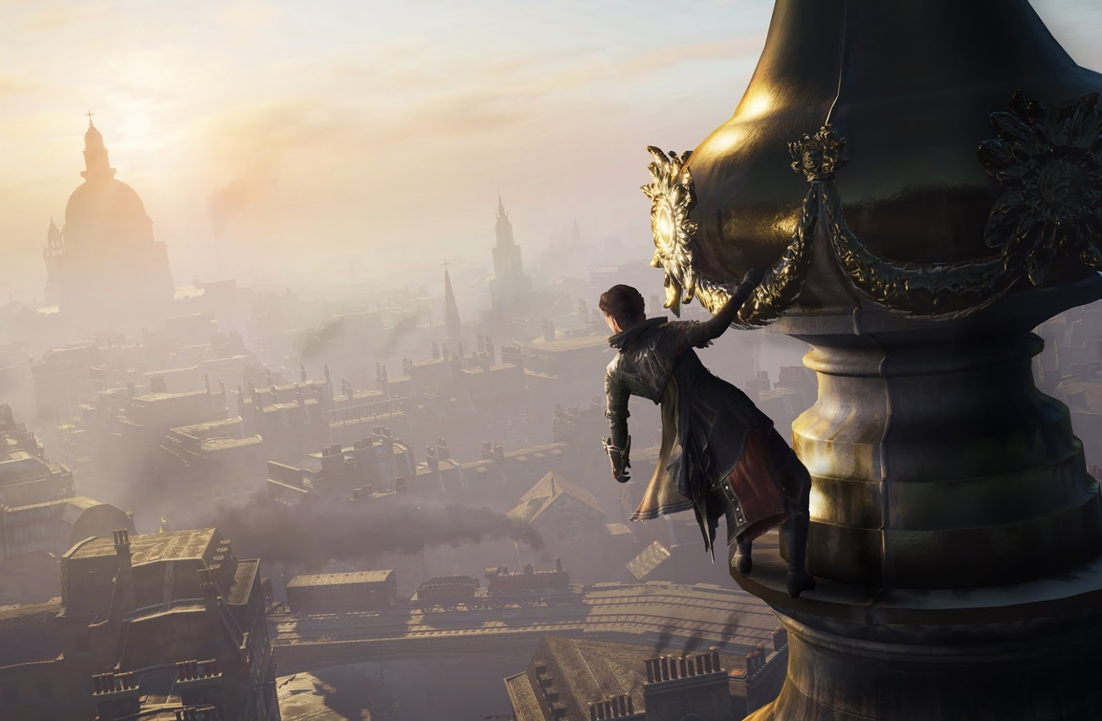 Assasssin's Creed Syndicate, grandioso en los mínimos detalles