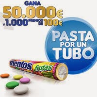 """Gana """"Pasta por un tubo"""" con la nueva campaña de Mentos"""