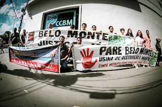 No Dia Internacional Contra as Barragens, movimentos denunciam os graves problemas com a construção da UHE Belo Monte