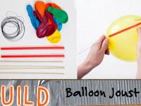 Balloon Jousting