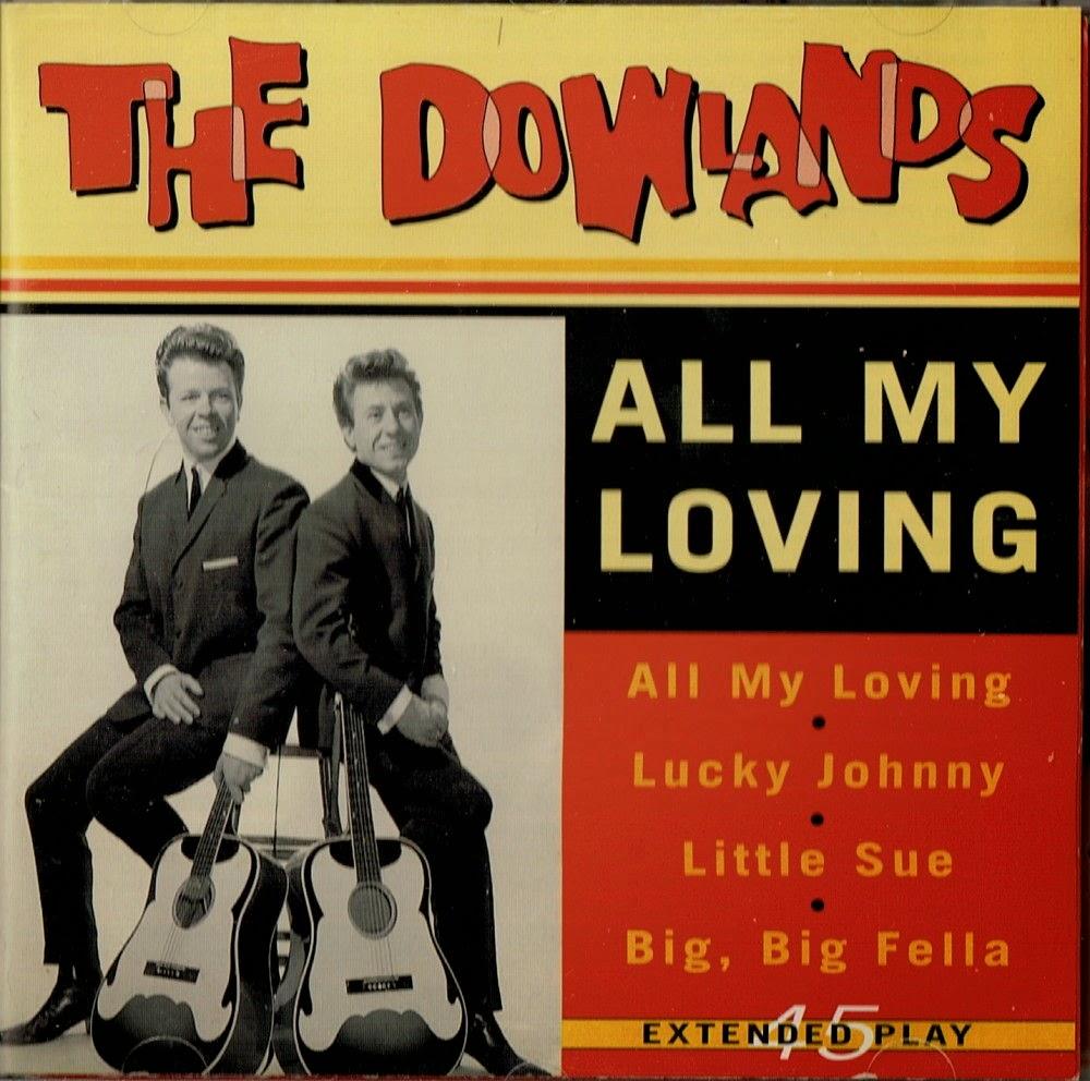 Dowlands I Walk The Line
