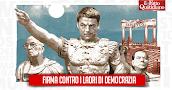 FIRMA CONTRO I LADRI DI DEMOCRAZIA, IL PARLAMENTO DEI NOMINATI E L'UOMO SOLO AL COMANDO. PETIZIONE.