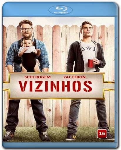 Vizinhos AVI BDRip Dual Audio + RMVB Dublado + BRRip + Bluray 720p e 1080p