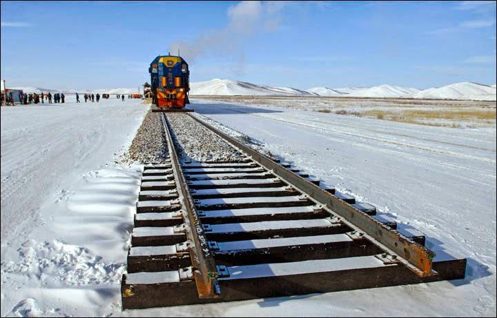 La nuova Ferrovia più lunga del mondo