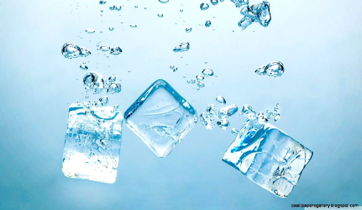 Ice Cubes   Bubbles HD desktop wallpaper  High Definition