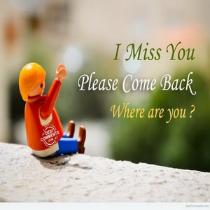 Miss you status for whatsapp Bbm comeback
