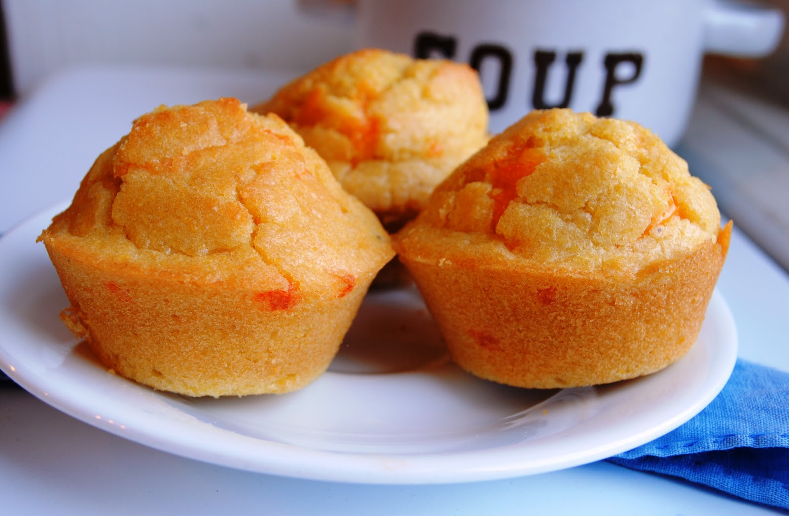 muffin recipe two peas cheddar rosemary corn muffins cheddar corn ...