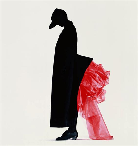 Yohji Yamamoto Catalogue, 1986, By Nick Knight, Peter Saville And Marc