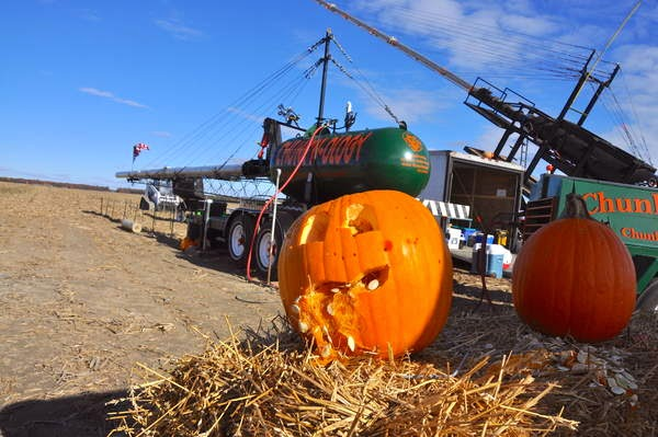 2014 World Championship Punkin Chunkin is postponed until 2015