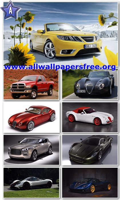100 Impressive Cars HD Wallpapers 1366 X 768 [Set 29]