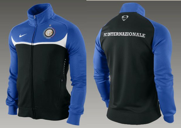 JACKET INTERIZTI