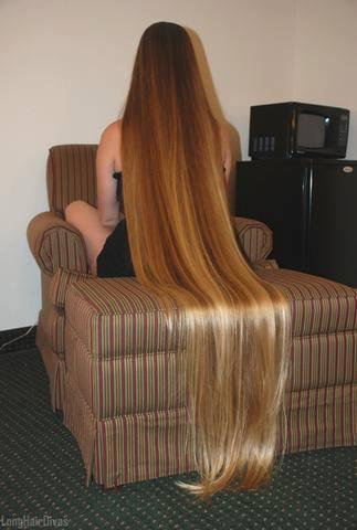 hair care and beauty tips floor length long hair