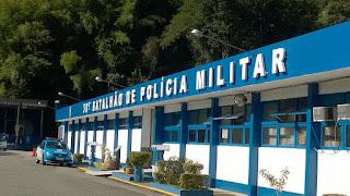 30º Batalhão da Polícia Militar de Teresópolis