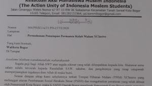 Kammi Surati Walikota Bogor, Minta Exclusive Ditutup Permanen