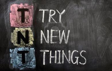 Tumbuhkan Mental Selalu Mencoba Hal Baru