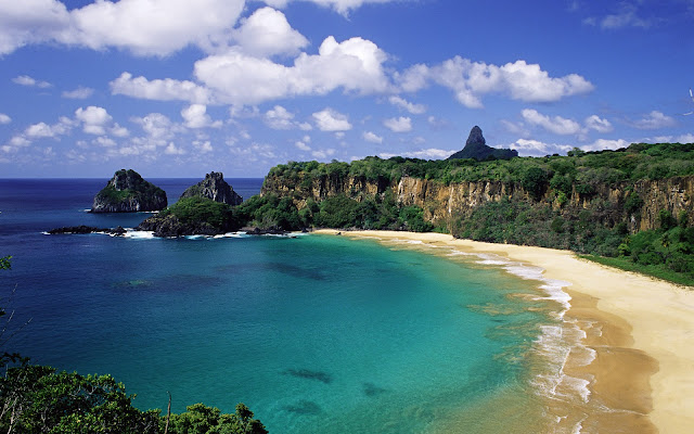Fernando de Noronha Beach, Brazil,  Beautiful Holiday Destinations, amriholiday.blogspot.com, All about paradise, holiday, travel tips, and tourist resort