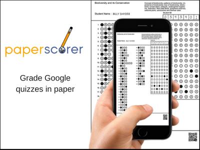 Paperscorer