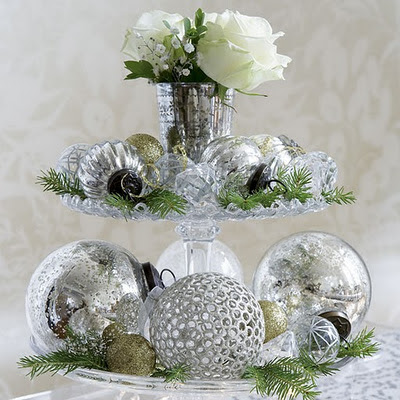 Cook Love Craft 5 Easy Christmas Centerpieces Using Cake