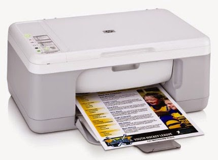 Download Driver HP Deskjet F2280 All-in-One Printer