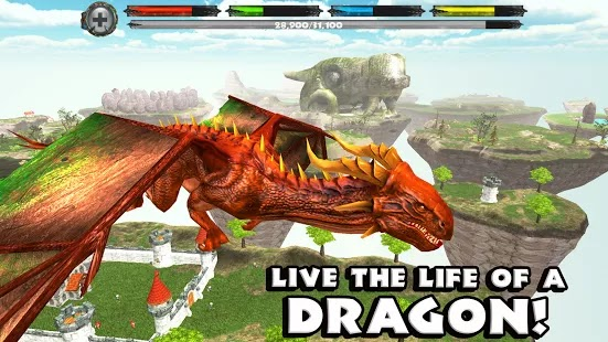 World of Dragons: Simulator