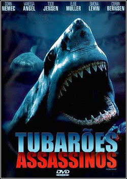 Tubarões Assassinos – DVDRip Dublado