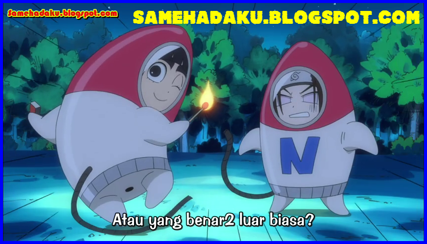 Download Naruto SD 18 Subtitle Indonesia.MKV.MP4.3GP
