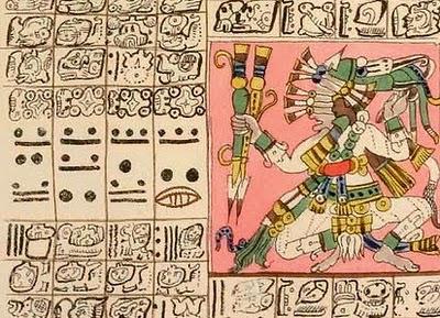 Historia del Arte Guatemalteco: Resumen de los codices mayas