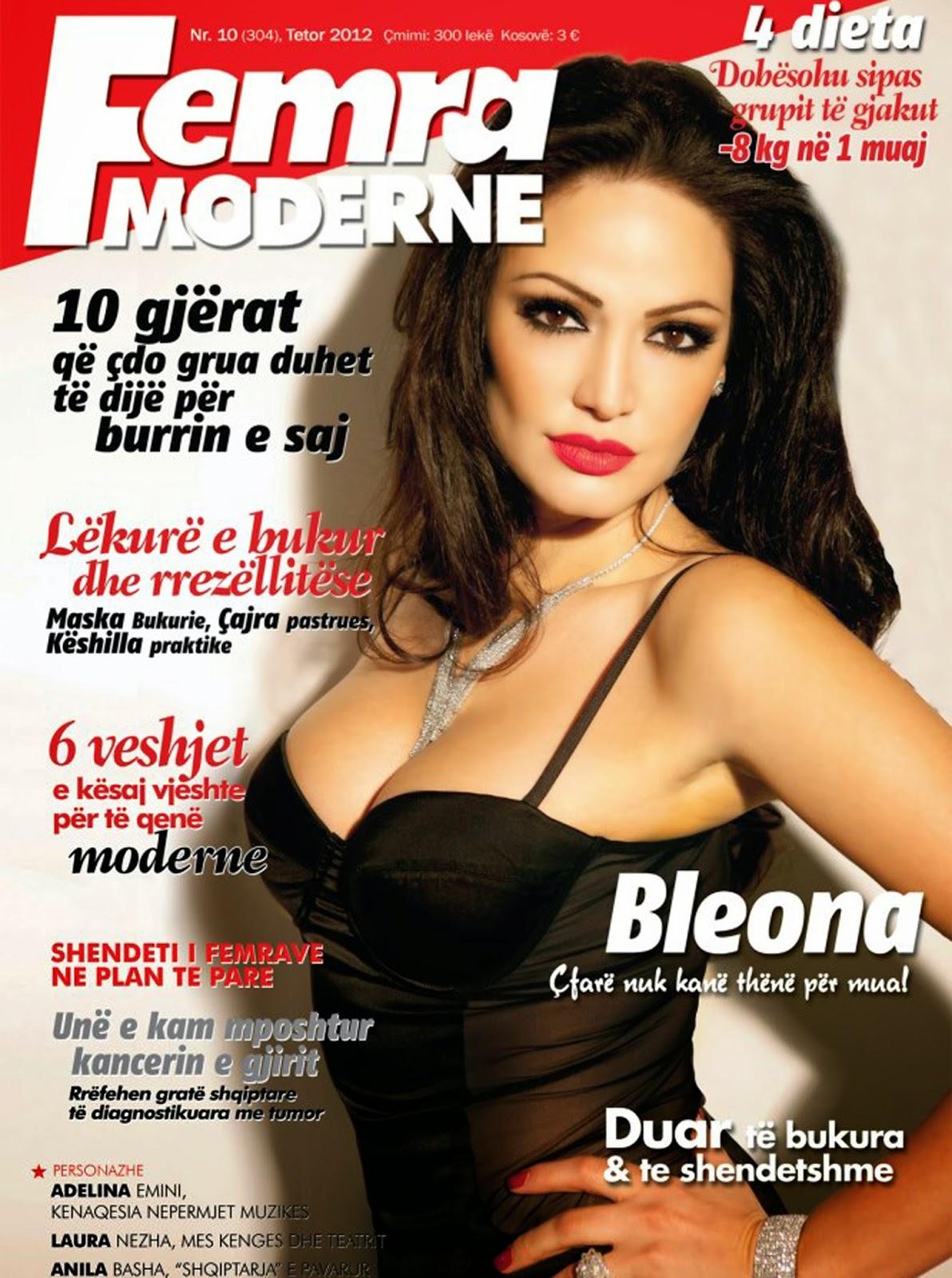 Bleona Qereti