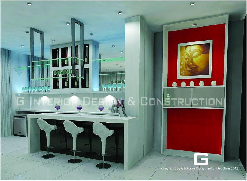 Wine Bar Interior Design