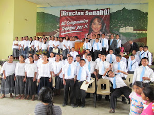 Senahu District choir