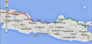 Jakarta Surabaya Lebih Cepat Lewat Pantura