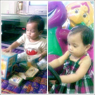 Aleesya 12 month