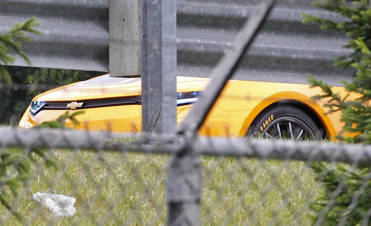 auto Chevrolet Camaro 2014 Transformers 4