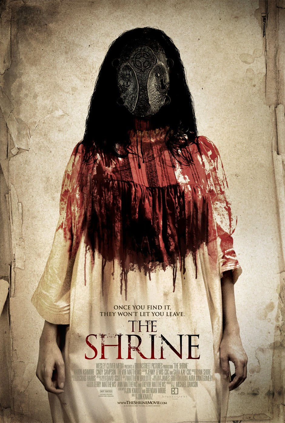 Miếu Thờ - The Shrine (2010) Poster