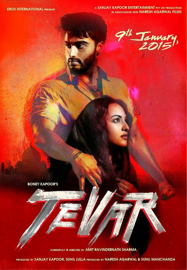 Tevar 2015 Hindi Movie 400mb Dvdrip 480p Hindi