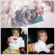 Aleesya 7 month