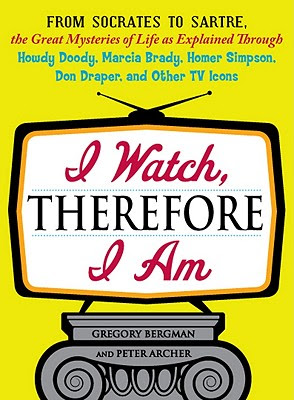 cover of I Watch, Therefore I Am by Gregory Bergman and Peter Archer