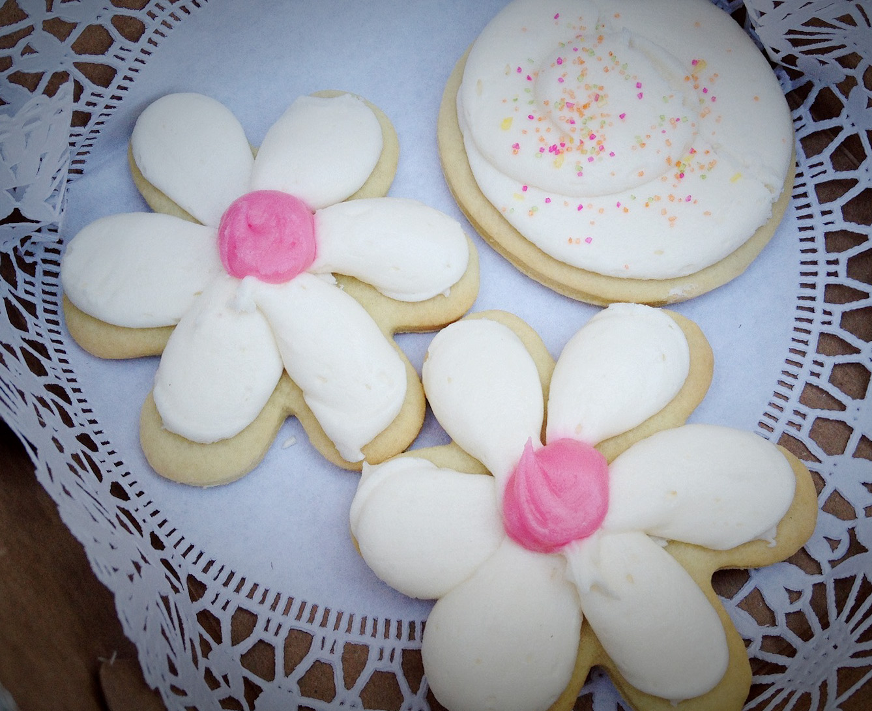 utah, places to eat in utah, sugar cookies, the chocolate, flower sugar cookies, cookies, utah cookies
