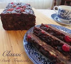 Classic Dark Fruitcake
