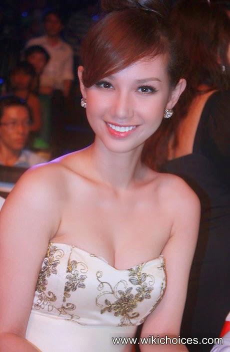 Admire the beauty of Vietnamese hotgirl Quynh Chi MC Photos album