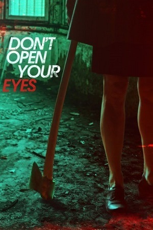 Dont Open Your Eyes - Legendado Filmes Torrent Download capa