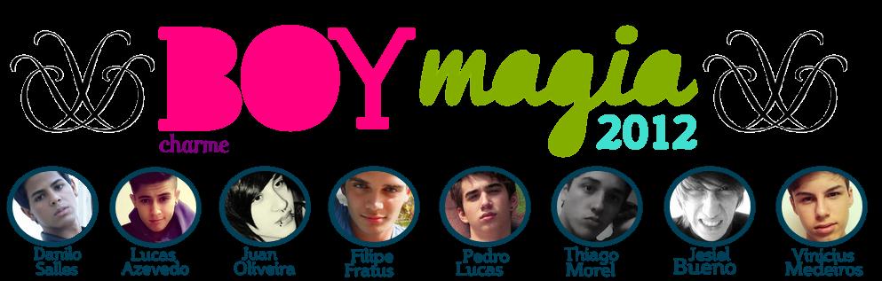 Boy Magia Charme