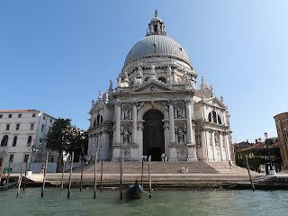 Santa Maria della Salute en Venecia