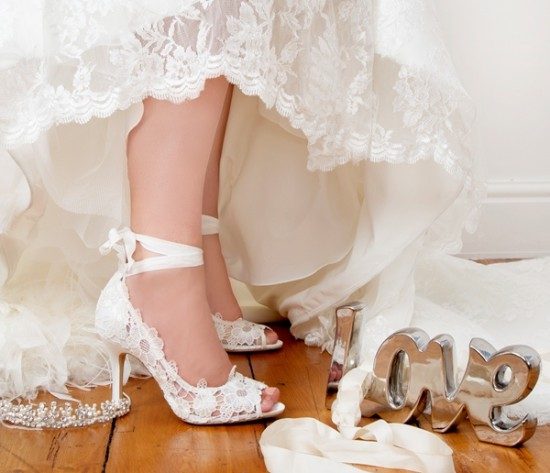 Perfect Wedding Shoes Violet