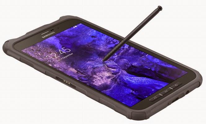 gambar dan harga Samsung Galaxy Tab Active LTE