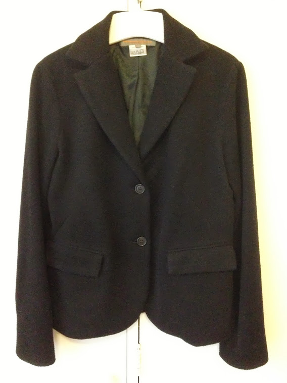 Blazer Permanente Andrea Saletto