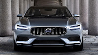 Volvo Concept Coupé - The next generation P1800 (front)