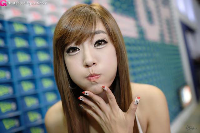 2 Yook Ji Hye - G-Star 2011-very cute asian girl-girlcute4u.blogspot.com